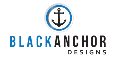 Black Anchor Designs Logo
