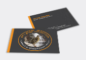 GRS Business Card Design